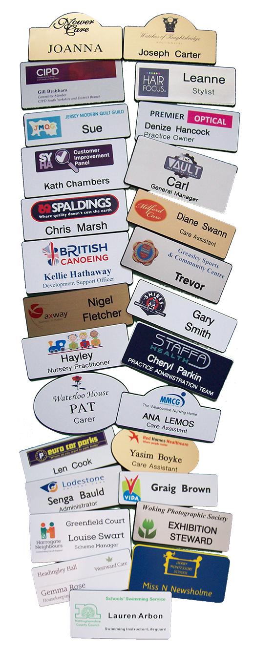 5 Reasons To Use Name Badges In Your Business